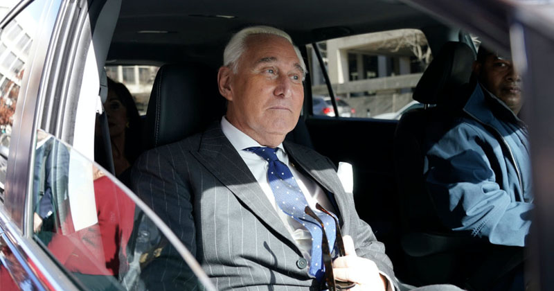 DOJ Backs Off 7-9 Year Prison Sentence Of Roger Stone, Calls It 'Excessive'