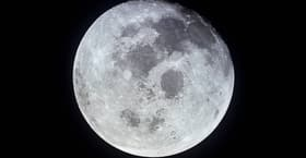 The moon now has a mini-me ... at least temporarily