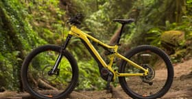 Yamaha's first full-suspension ebike: the attractive and innovative YDX-Moro