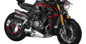 The Rush 1000: the latest MV Agusta special edition based on the 4-cylinder Brutale