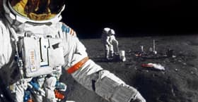 The future of teh US Moon program depended on the success