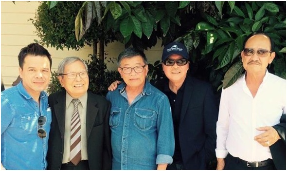 Kỷ niệm cuối cùng: Nguyên Khang, NS Anh Bằng, Jo Marcel, NL, Cao Minh Út