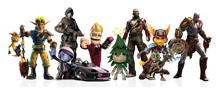 PS Title Characters