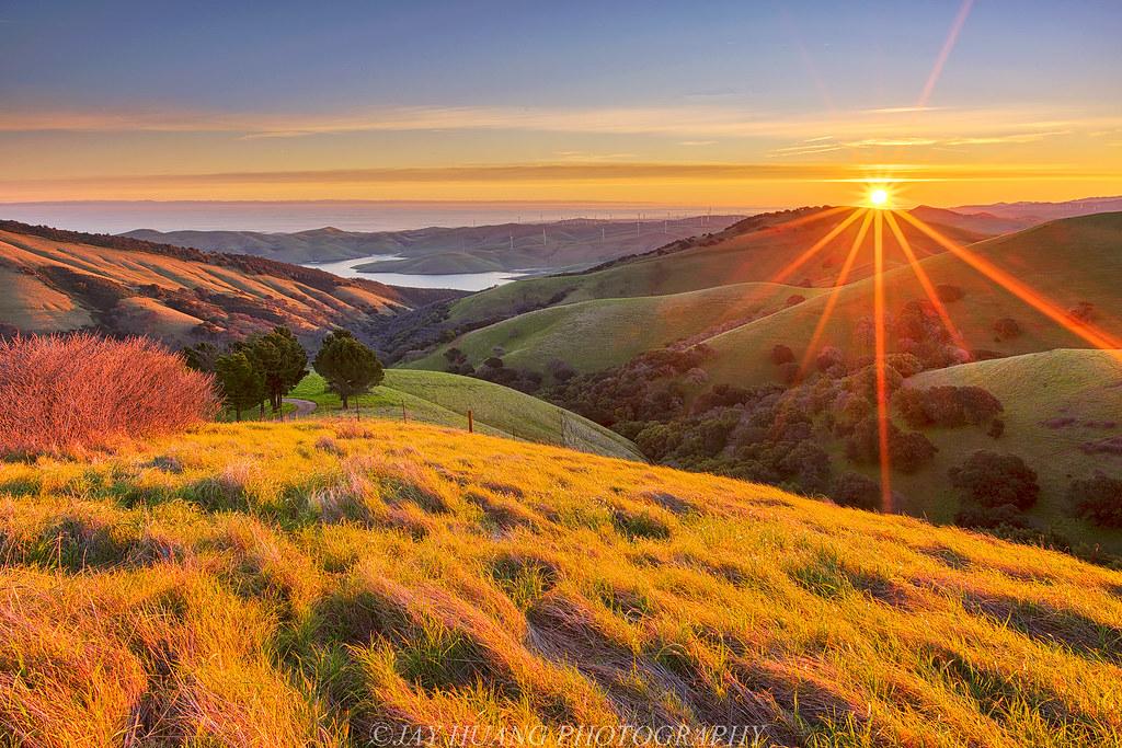 Spring Sunrise | von Jaykhuang