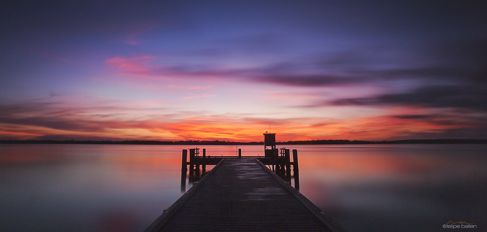 Sunrise at the Military Jetty | von Ancon0031
