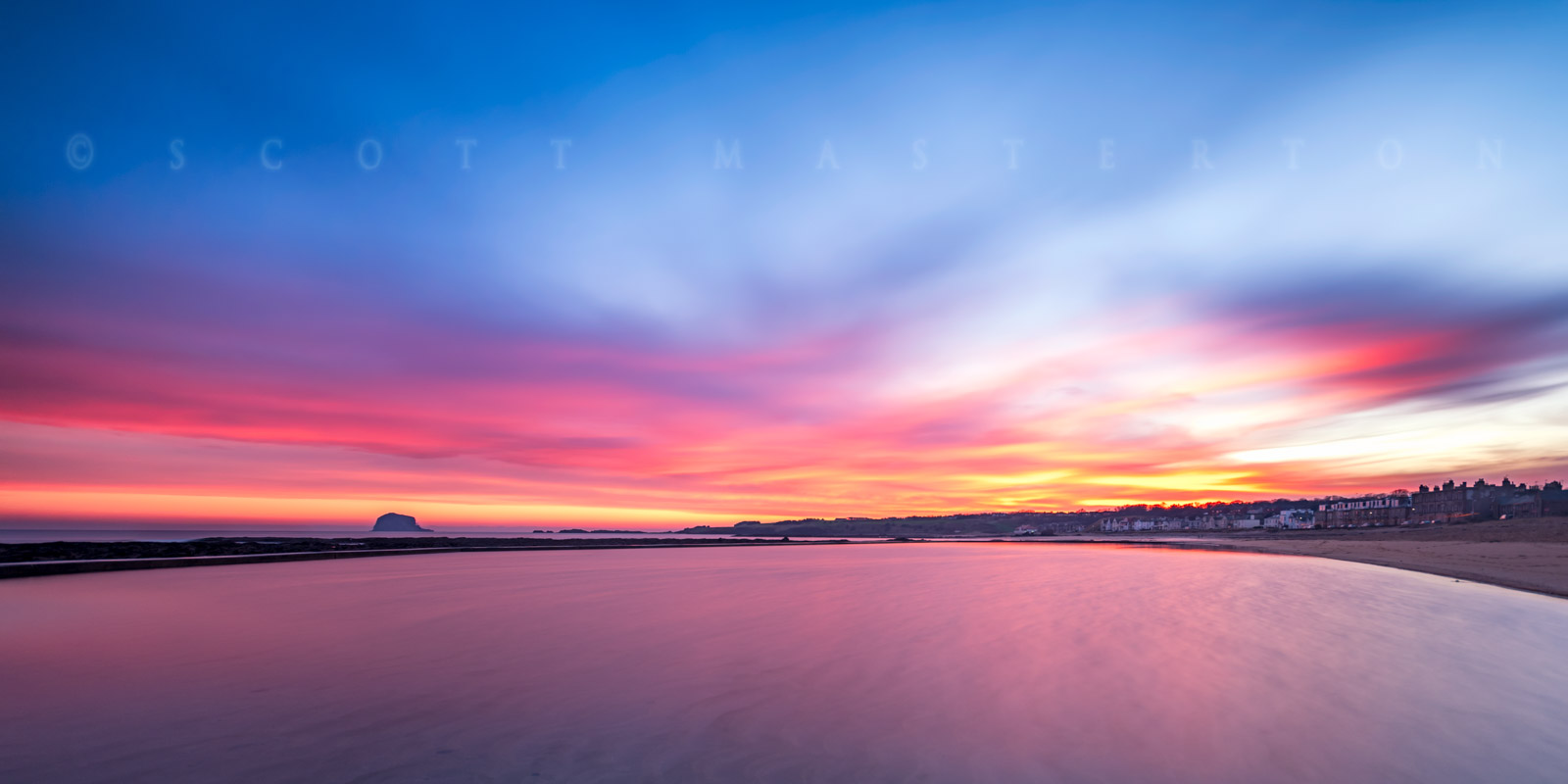 Feel the morning light | von Scott Masterton