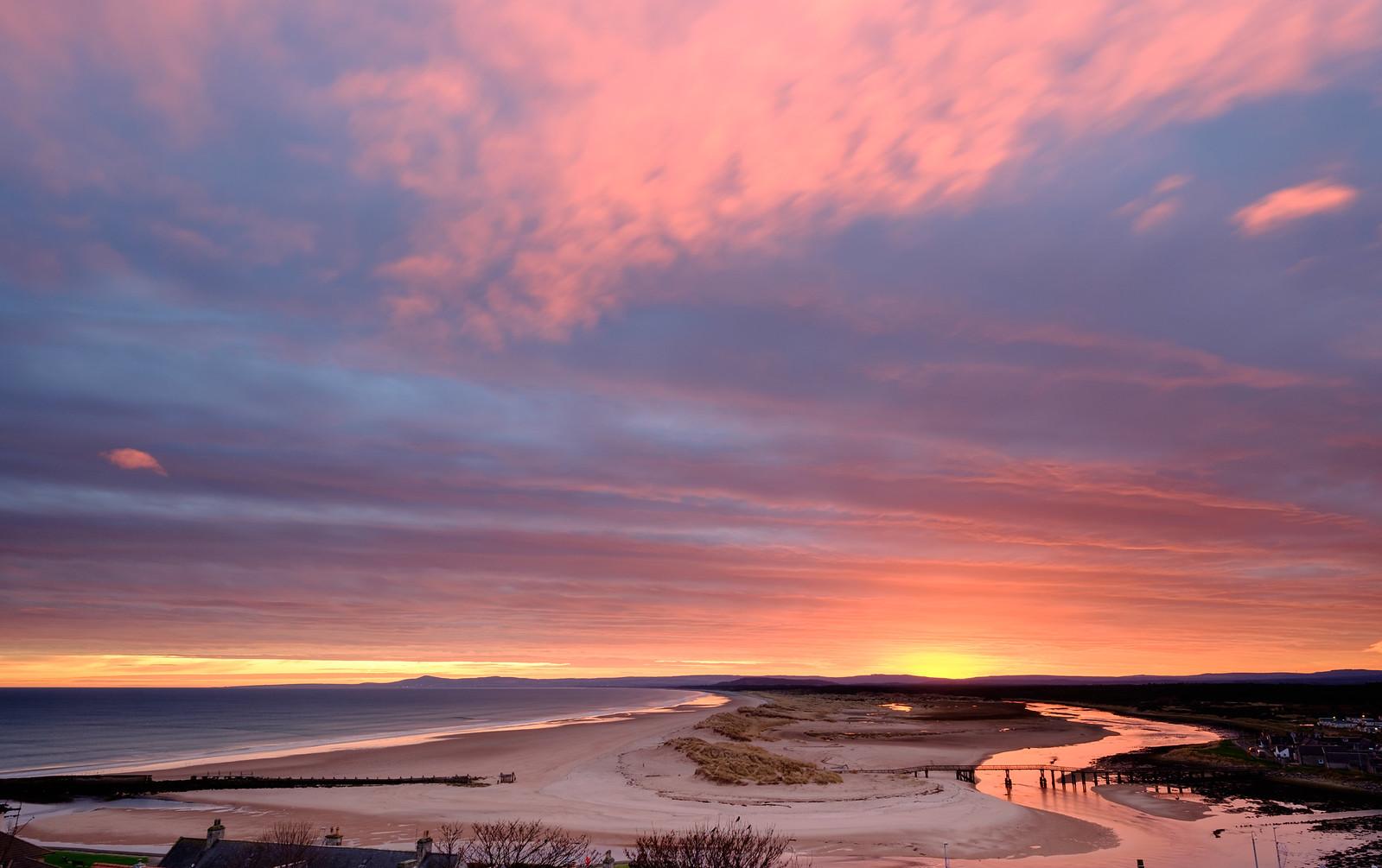 Moray Sunrise | von Andrew Paul Watson