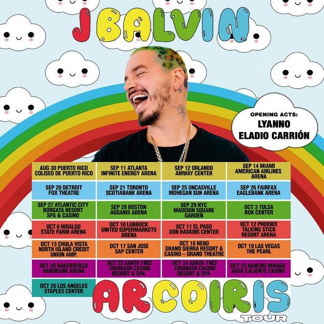ARCOIRIS TOUR
