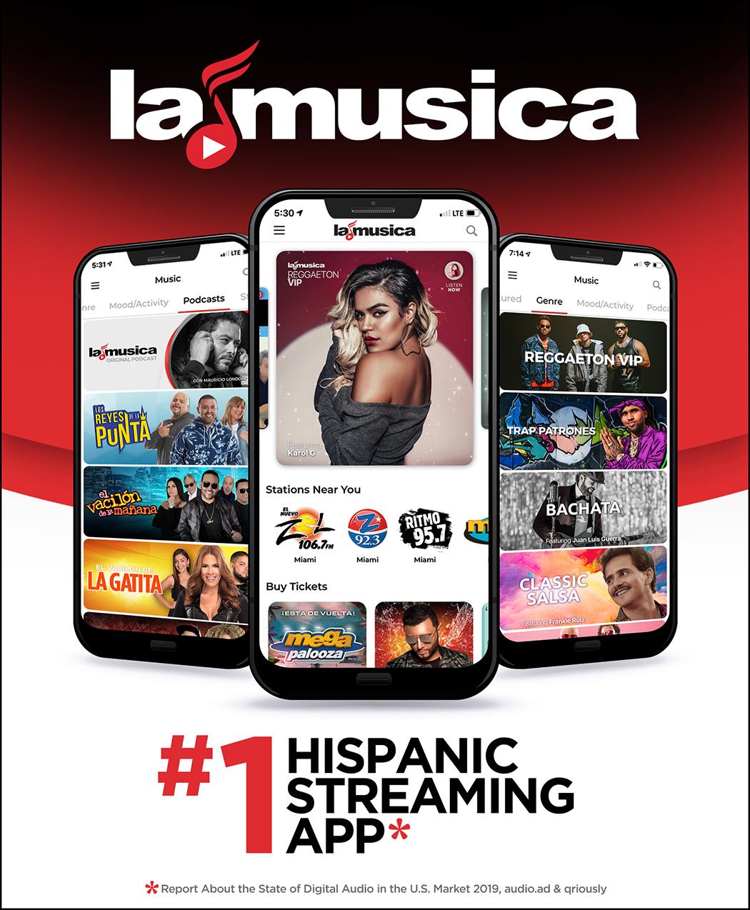 LaMusica for press release