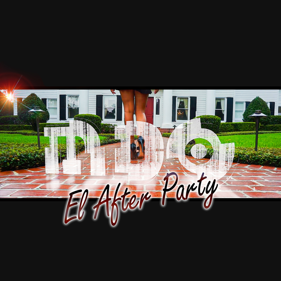 CD Cover Official - El After Party