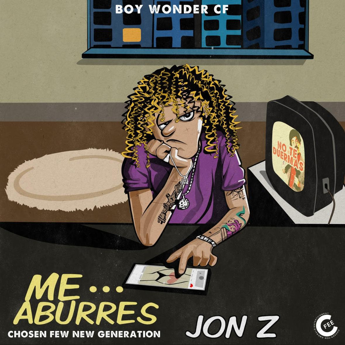 Jon Z - Me aburres