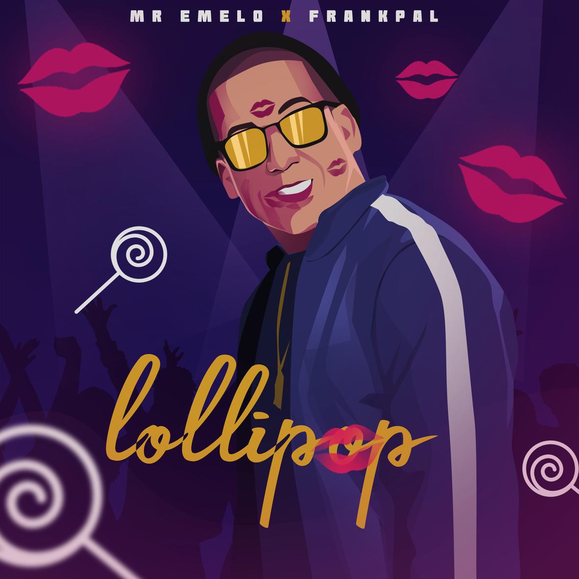Cover oficial - lollipop