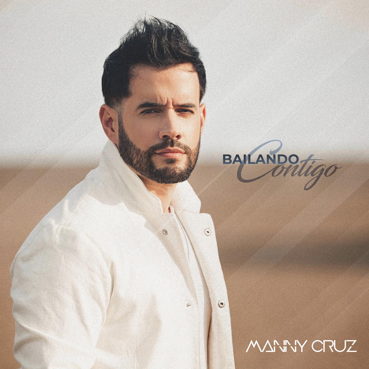 BAILANDO CONTIGO - Manny Cruz cover art