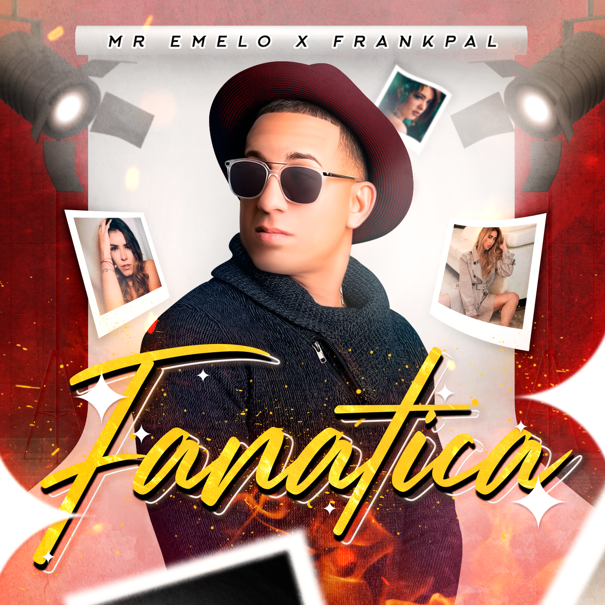 Cover Oficial - Fanatica