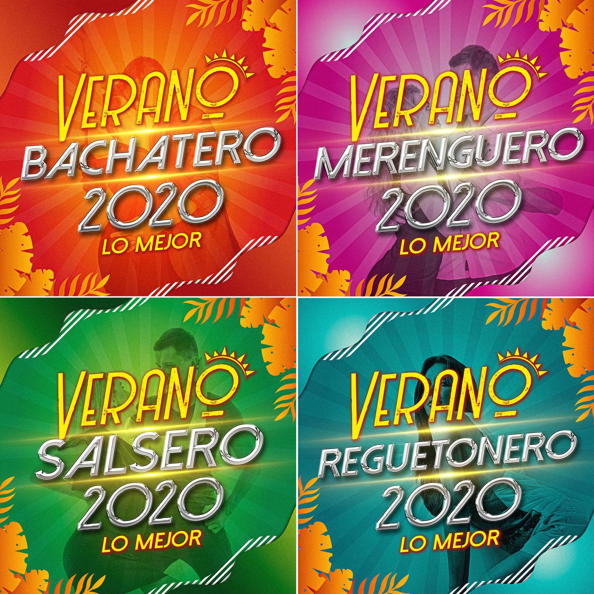 4 COVERS VERANO