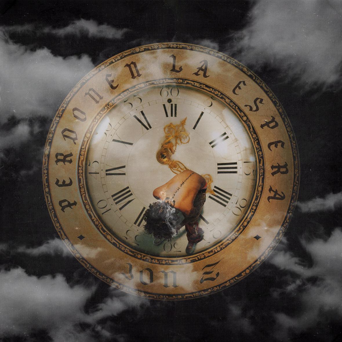 Jon Z - Perdonen La Hora Front Cover