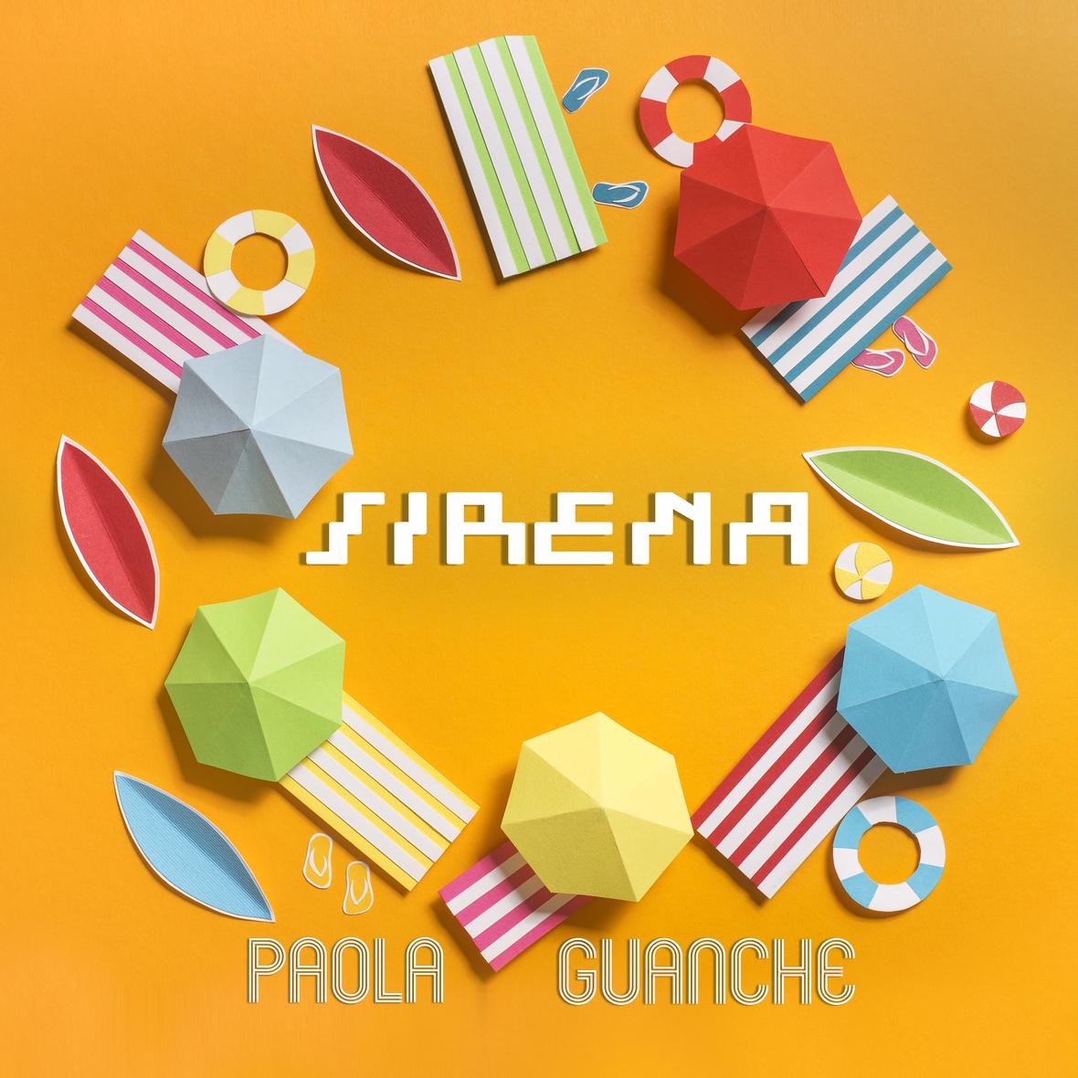SIRENA COVER PAOLA GUANCHE SINGLE