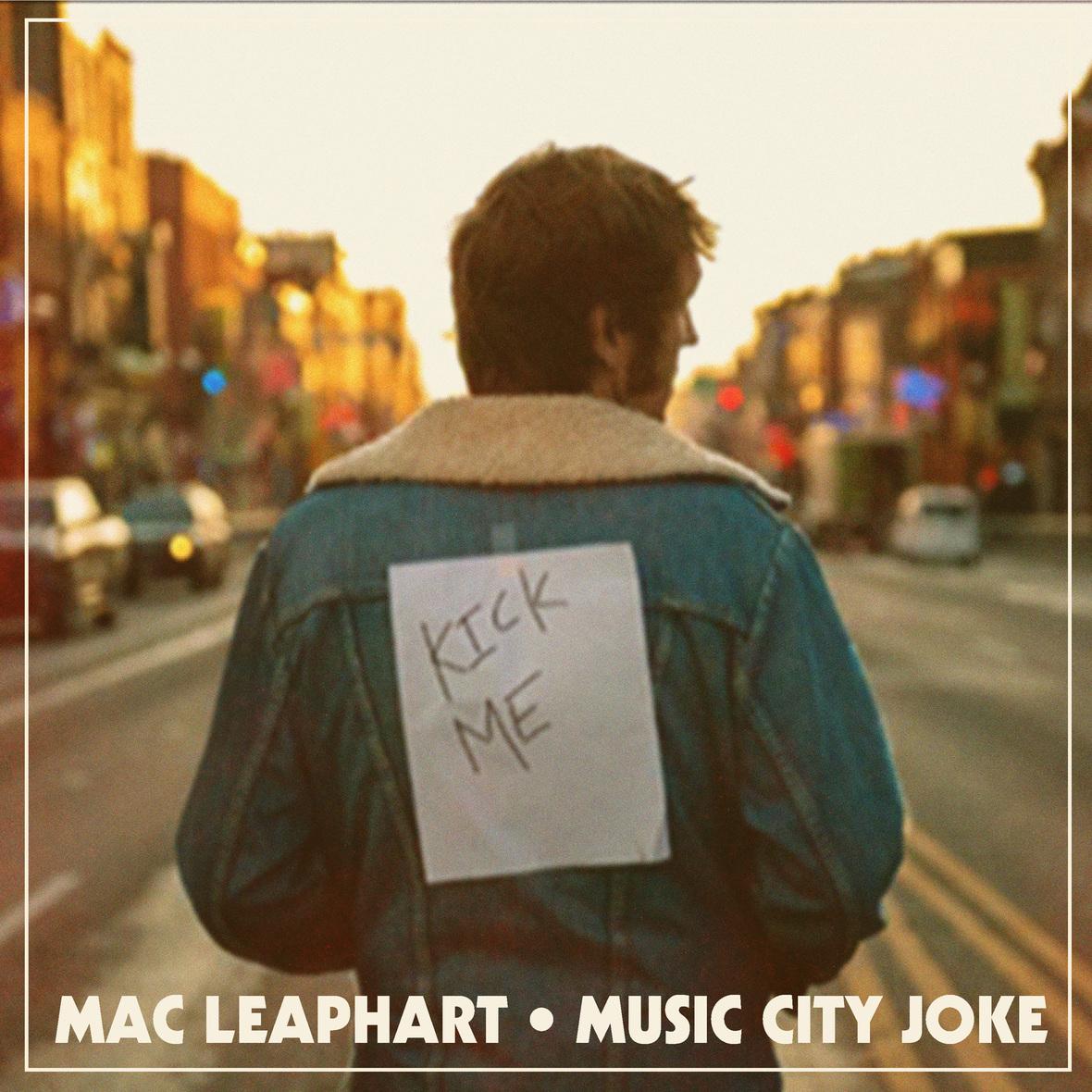 MacLeaphart MusicCityJoke AlbumArt