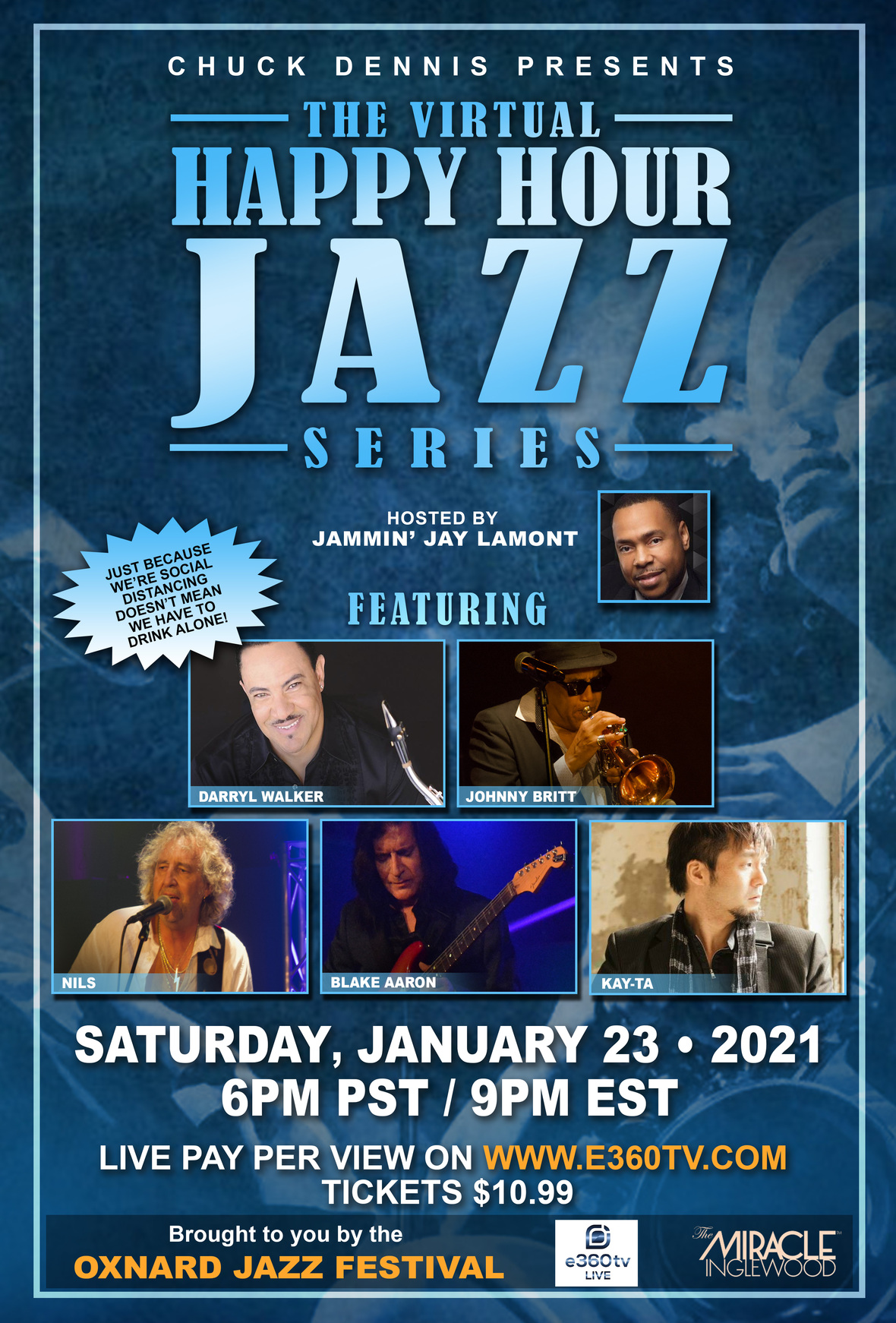 Oxnard Jazz Fest C2