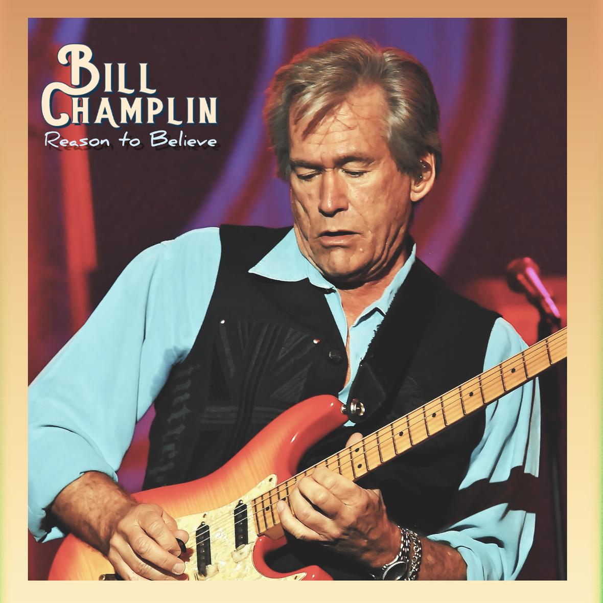 Bill Champlin - Reason to Believe 1
