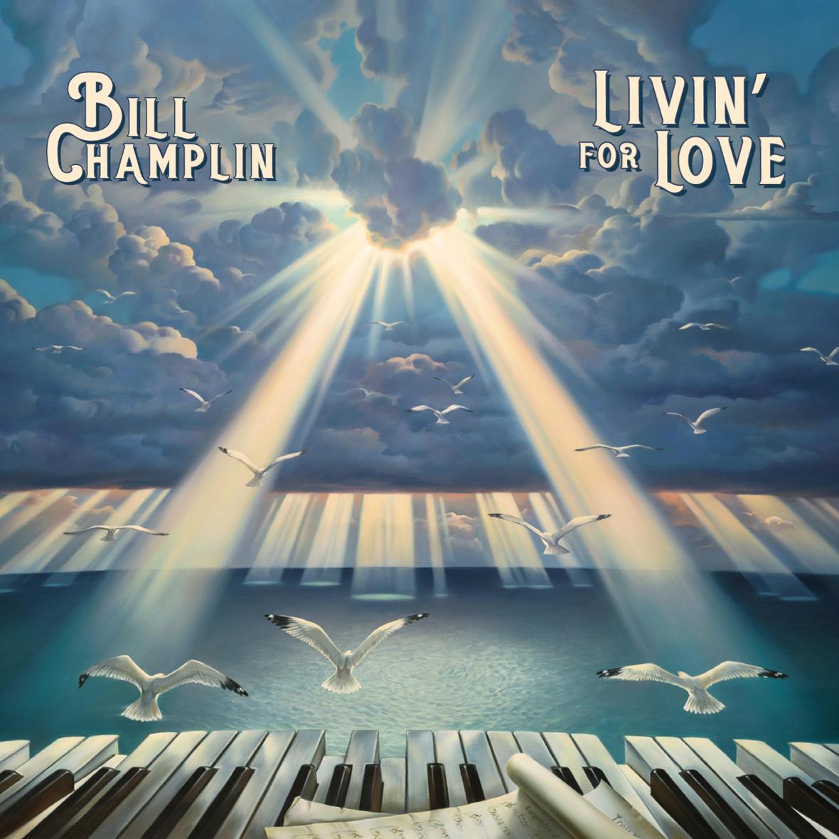 bill champlin livin for love 7