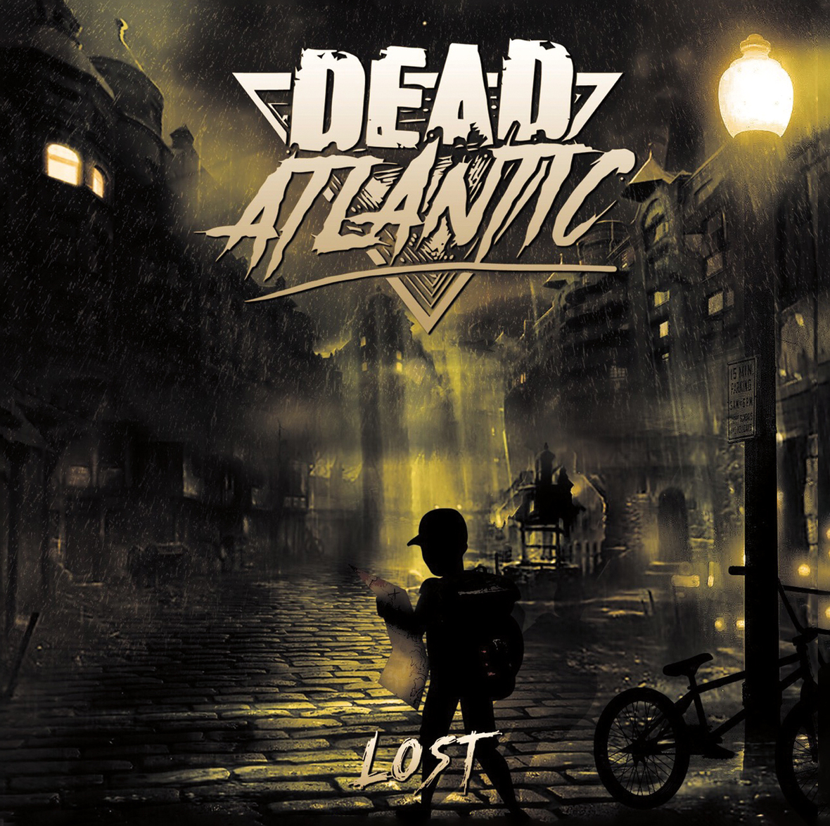 DEAD ATLANTIC LOST FRONT COVER TEMPLATE