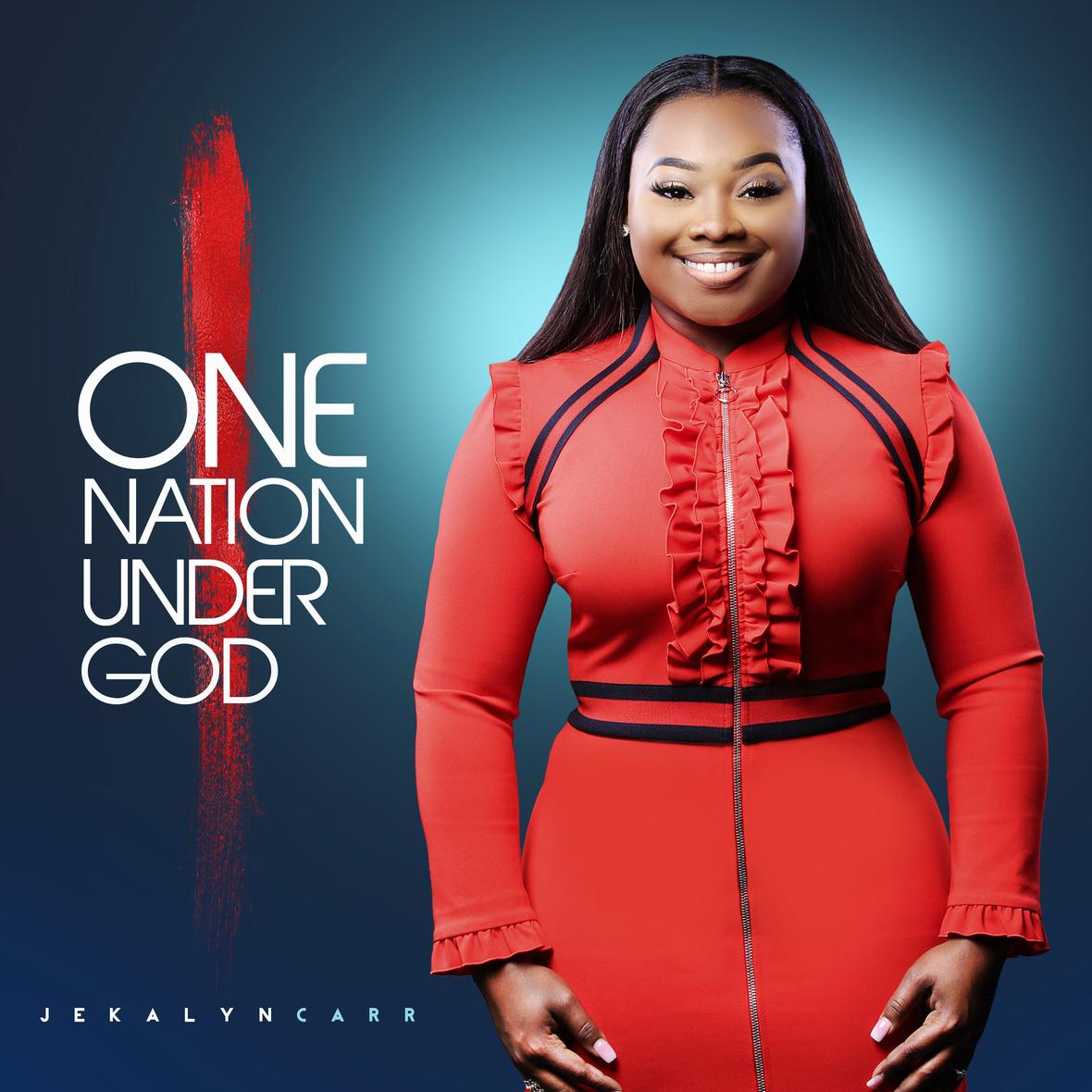 JC One Nation Under God album cover