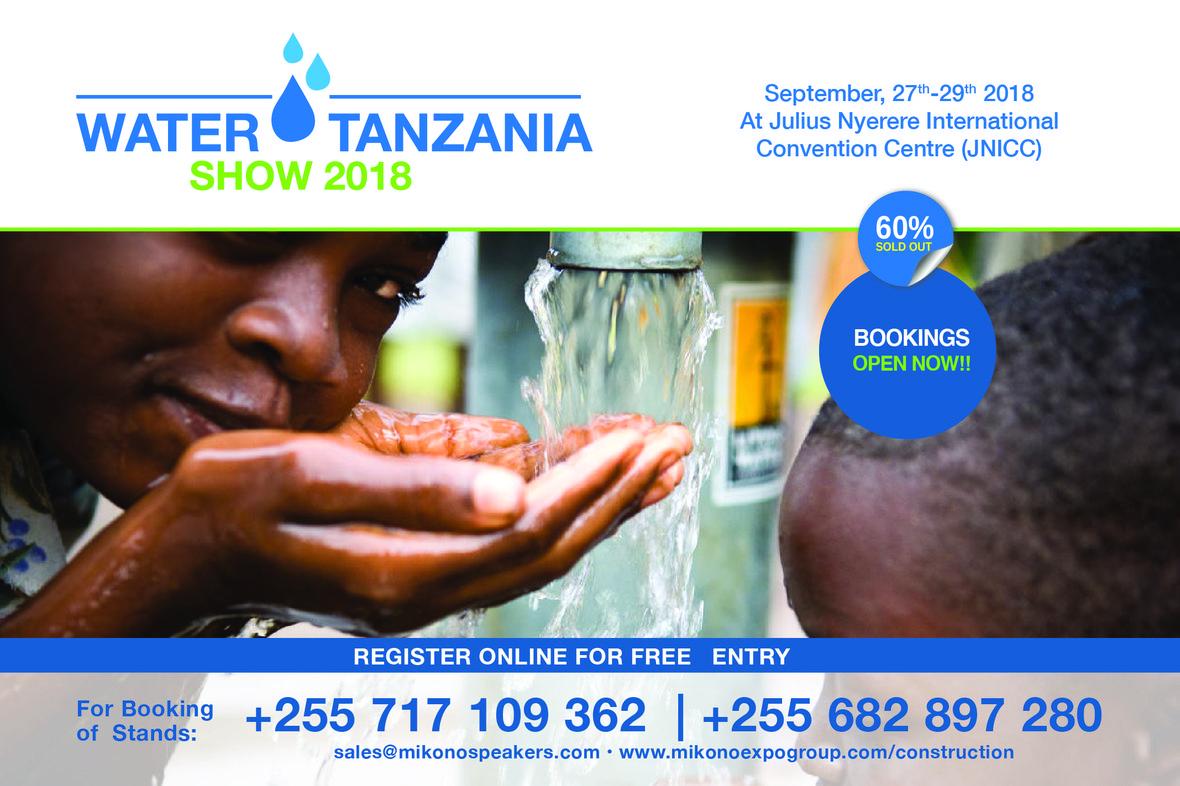 WATER TANZANIA -DAR-01 1