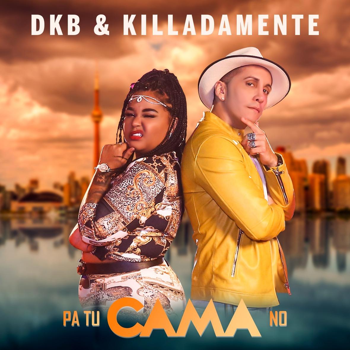 DKB Killadament Cover Single