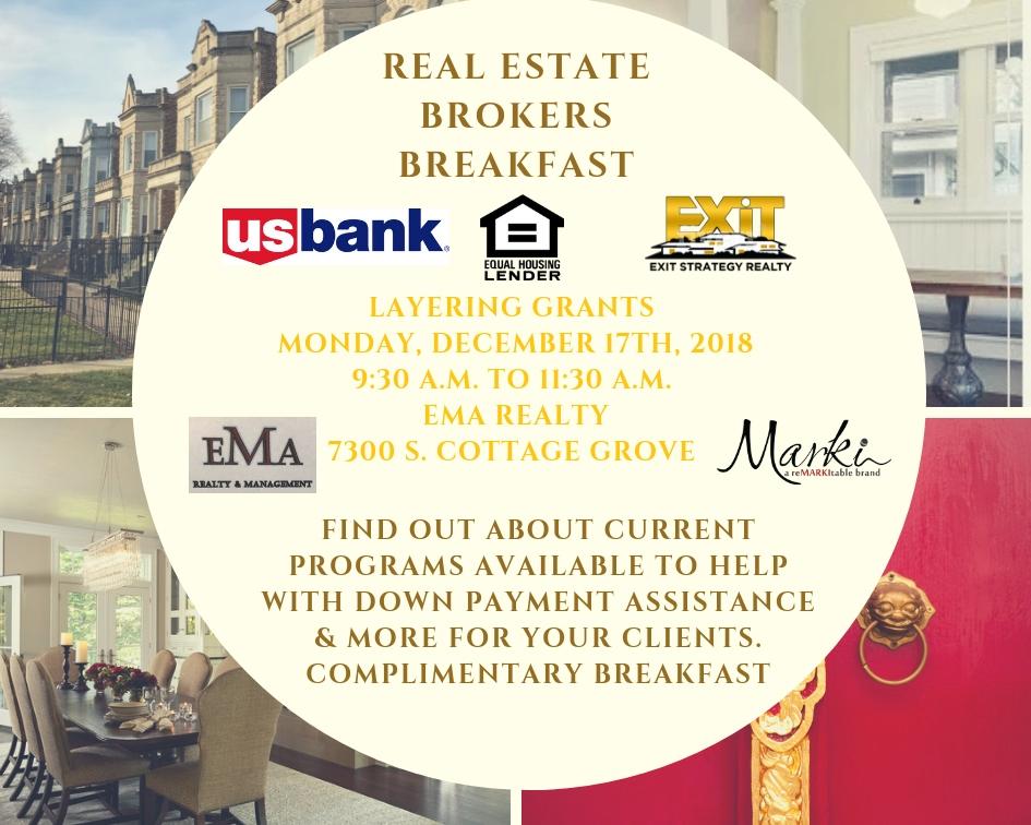 Real Estate Brokers Breakfast
