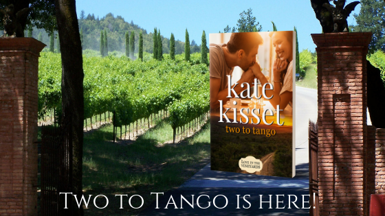 Two to Tango is here -blog