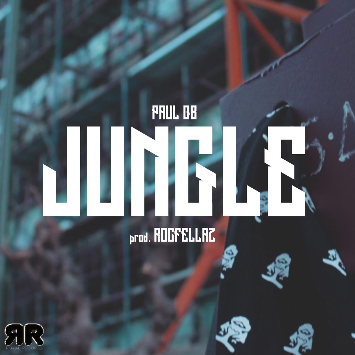 Paul QB - Jungle Official digital single cover 2019