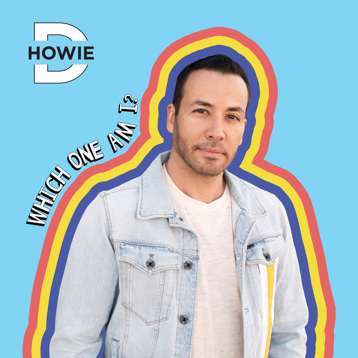 HowieD WhichOneAmI cover