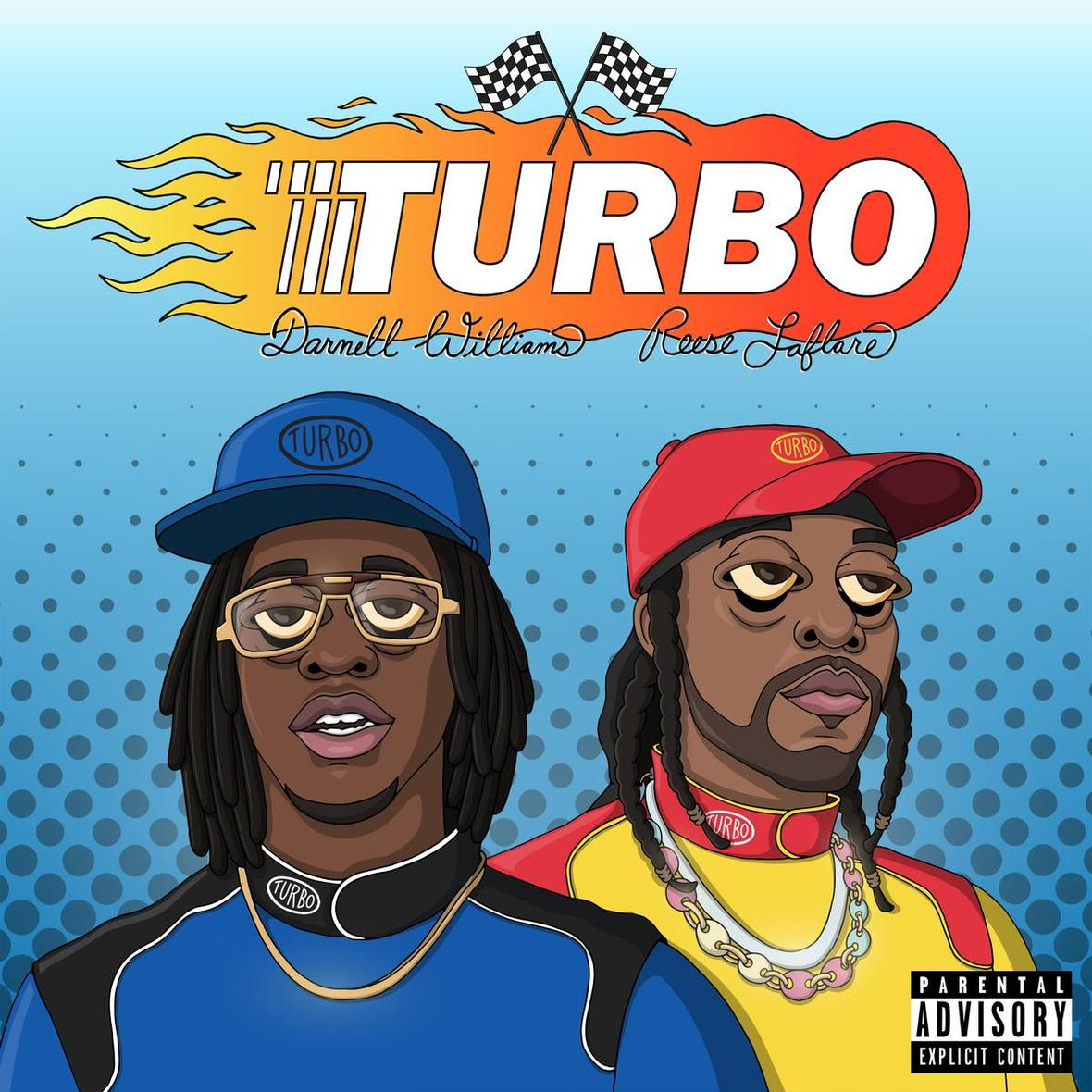 04 TURBO Single Cover