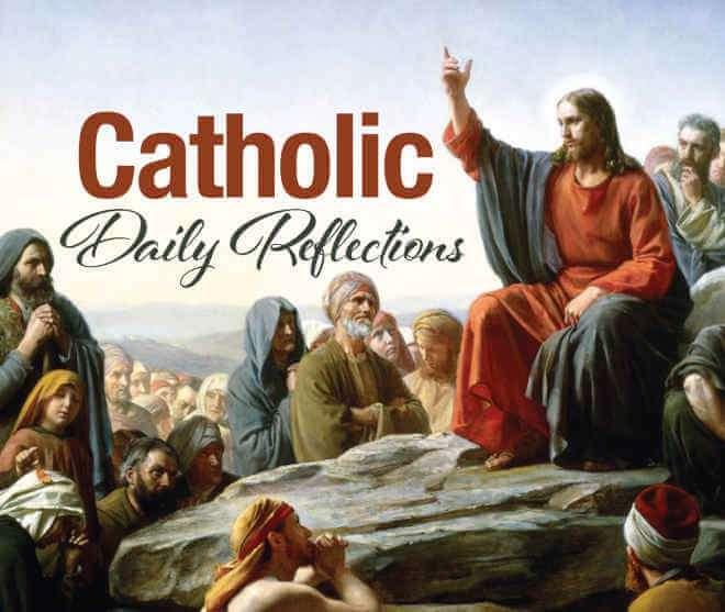 Reflexiones diarias católicas