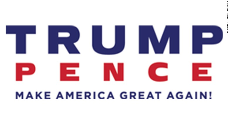 Image result for donald trump and pence make america great