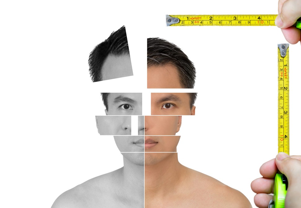 Chinese society is more accepting of male make-up and plastic surgery. Photo: Shutterstock