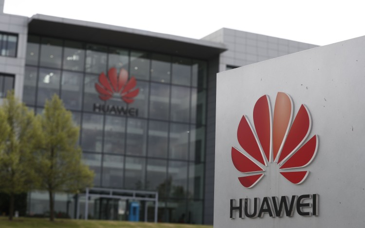 The UK government is weighing whether Huawei can play a role in developing the country's 5G telecommunications networks. Photo: AFP