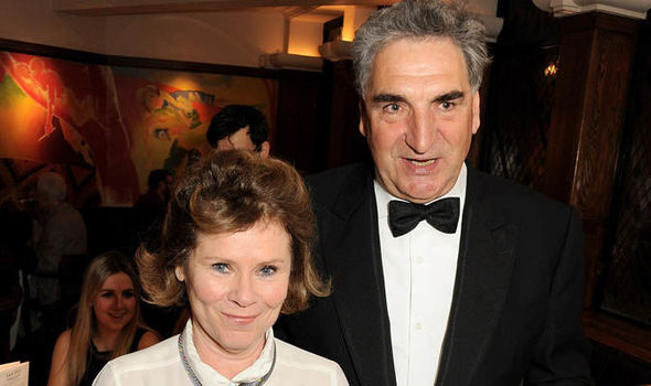 Image result for imelda staunton and jim  images