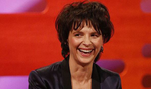 Image result for juliette binoche today