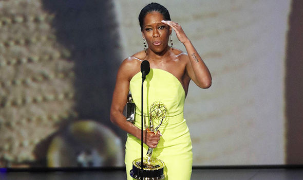 Image result for regina king emmy speech