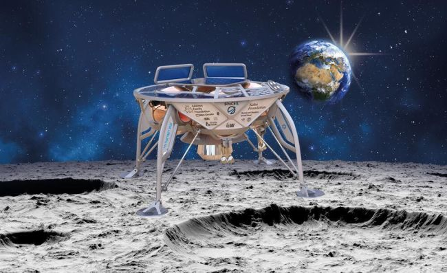 Why It'll Take Israel's Lunar Lander 8 Weeks to Get to the Moon