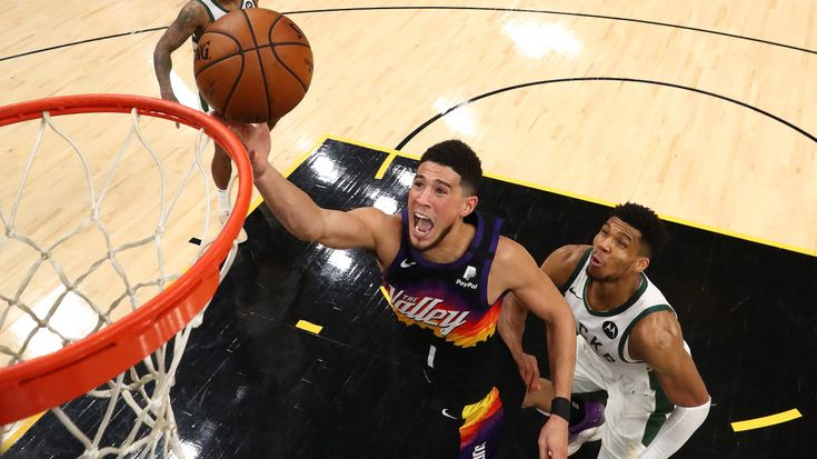 Suns waste another 40+ gem from Booker