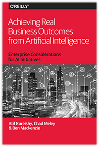 Achieving Real Business Outcomes from AI cover