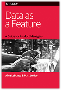 Data as a Feature cover