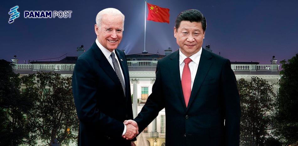 Biden, sepulturero de EEUU ante la hegemonía de China