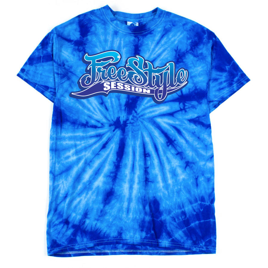 Freestyle Session Tie Dye T-Shirt