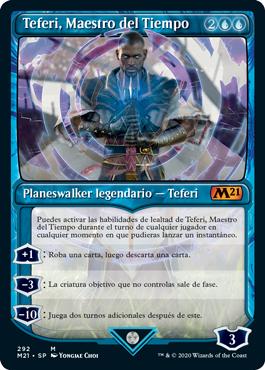 Teferi, Maestro del Tiempo