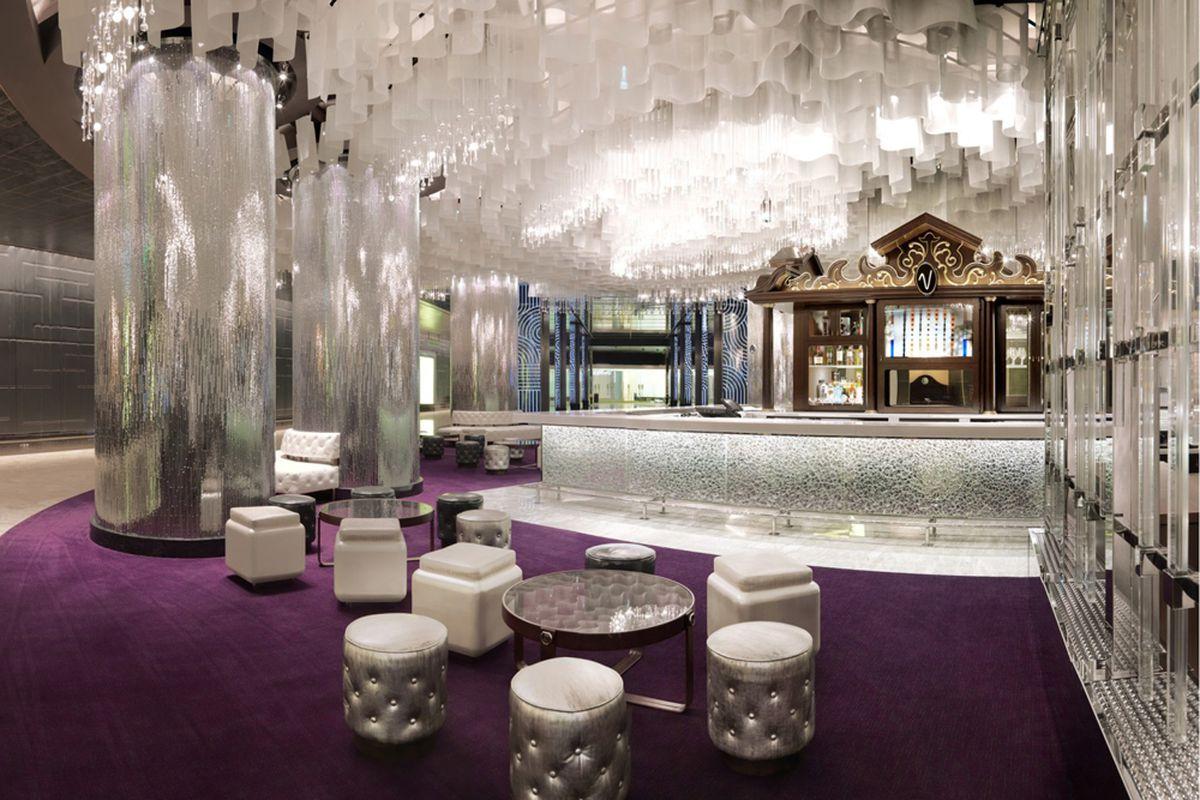 Image result for vesper bar cosmopolitan renovation