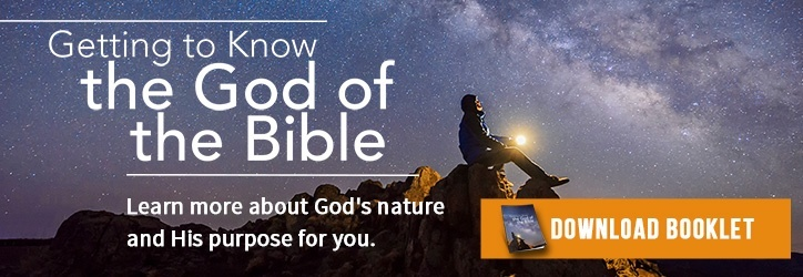 Getting to Know the God of the Bible Booklet